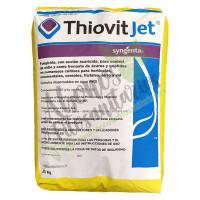 Thiovit JET Fungicida Ecológico contra Oído y Ácaros Syngenta, 25 KG