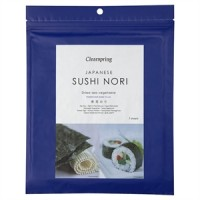 Algas Sushi Nori 17 Gr.(8 Un.)*