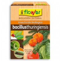 Bacillus Thuringiensis, Insecticida de Flower