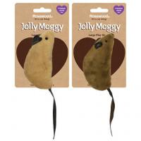 Gato Jolly Moggy Ratón Grande
