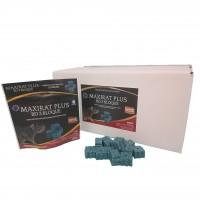 Maxirat PLUS BD-3 Bloque, Cebo en Bloques, Brodifacoum, Estuche 260 Gr (13 X 20 Gr), Caja 24 Estuches