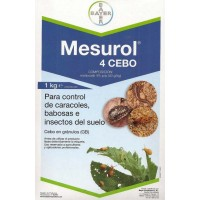 Mesurol 4 Cebo, Insecticida Bayer
