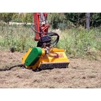 Cabezal F2 Adaptable a Mini Excavadoras