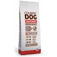 Country Dog Food Maintenance 15Kg