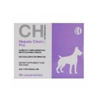 Hepato Chem para Perros con Insuficiencia Hepática 60 Comprimidos