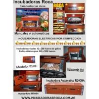 Incubadoras MINI 12 Huevos de Gallina  (Solo para Argentina)