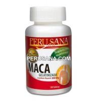 Perusana - MACA Gelatinizada , Frasco X 100 Tabletas 800 Mg