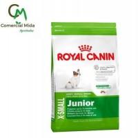 Pienso Royal Canin X-Small Junior 3KG. Perros Cachorros Miniatura (Hasta 10 Meses)