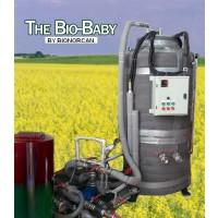 Reactor para Biodiesel a 10000 Euros