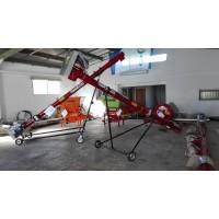 Sinfin Eléctrico Movil 16-24 Ton/hora
