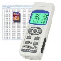 Termómetro Multicanal Pce-T 390