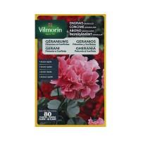 Abono Granulado Vilmorin 800g para Geranios, Petunias y Surfinias