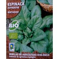 Espinaca Matador. Cultivo Ecologico. Envase H