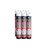 Killer 51 Spray Insecticida Total C/permetrina - Pack Ahorro 6 Botellas 750 Ml