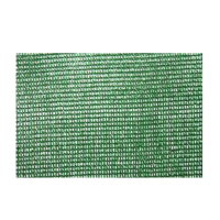 Malla Separadora Color Verde 1,5 X 100 M