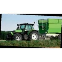 Tractor Deutz Fahr Agrotron K 430 Dcr. Conf a