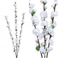 Vara Prunus Alambrada Artificial. Realista. A