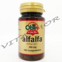 Alfalfa (Bote de 100 Comprimidos)