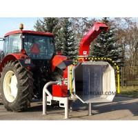 Biotrituradora para Tractor Skorpion 250 R