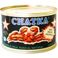 Chatka - Cangrejo Real Ruso 100 % 185 Gr.