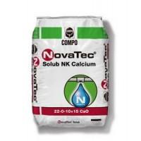 Novatec Solub NK Calcium, Abono Hidrosoluble NK (Ca) 22-0-10 (15) de Compo Expert