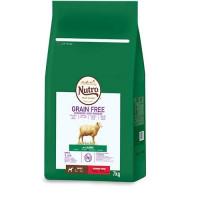 Nutro Grain Free Adult Mini Cordero 1,4Kg