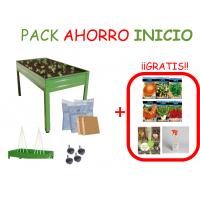 Pack Ahorro Huerto Urbano para Iniciarse
