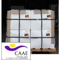 Bioestimulante Ecológico Trama y Azahar B-2, Abono CE. Sin Hormonas. Certificado CAAE.  Palet de 16 Cajas de 4 Garrafas X 5 Kg
