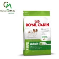 Pienso Royal Canin X-Small Adult 8+ 500Gr para Perros Miniatura (A Partir de 8 Años)