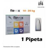 Pipeta Flevox 1,34 Ml Perros 10-20 Kg Anti Pu