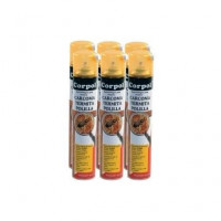 Spray Corpol 500Ml - Pack Ahorro 6X. Tratamiento Madera Anti Carcoma, Termita y Polilla