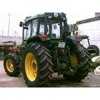 Tractor JOHN Deere Modelo 6510 Cabina
