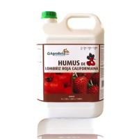 Agrobeta Humus de Lombriz, 5 L