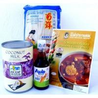 Curry Massaman para 4