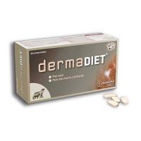 Dermadiet para Tratamiento Piel y Pelo de Mascotas Pharmadiet - 60 Comprimidos
