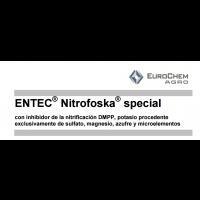 Entec® Nitrofoska® Special  Abono Complejo NPK (S) 21-8-11 (10)  de Eurchem Agro
