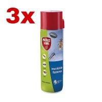 Insecticida Acción Inmediata contra Todo Tipo de Insectos Rastreros Pack 3 Uds