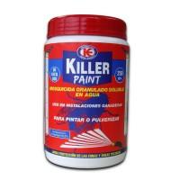 Killer Paint Insecticida Moscas Granulado Soluble Instalaciones Ganaderas 250 Gr