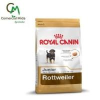 Pienso Royal Canin Rottweiler Junior 12Kg para Perros Cachorros (Hasta 18 Meses)