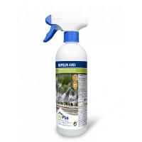 Repelin Aves, Repelente y Ahuyentador Aves Plaga, Spray Listo al Uso, 500 Ml