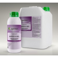 Super 8 GEL, Abonos Foliar Spachem