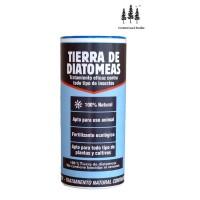 Tierra de Diatomeas – Fertilizante Ecológico Tratamiento Eficaz contra TODO TIPO de Insectos