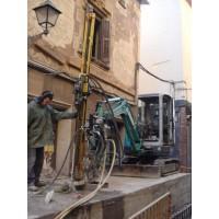 Cemento Expansivo Demolición