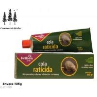 COLA Atrapa Ratones 135 G. Atrapa Insectos y Todo Tipo de Roedores Sin Veneno