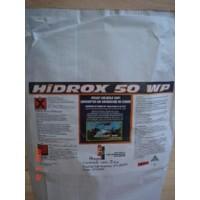 Hidrox 50 Wp  Acción Fungicida. Corrector de Carencias de Cobre