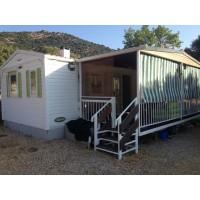 Mobil Home con Terraza Perfecto para el Guarda del Coto