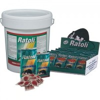 Ratoli , 1Kg (Plaguicida Ratones)
