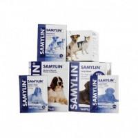 Samylin Protector Hepático para Perros de Razas Medianas. 30 Sobres