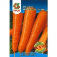 Semillas de Zanahoria Nantesa WAM