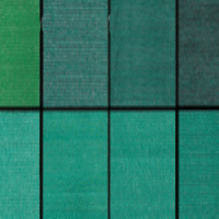 Tela de Sombreo Verde. 100 X 2 Metros